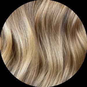 Balayage Honey Blond